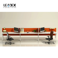Foshan LEADEX office furniture 2016 elegant modern office desk workstations