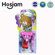 personalized cheap price kids toothbrush for travel