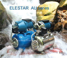 ELESTAR co., AUTO JET-S Self-priming Clean Water Pump water automatic pump pompe a eau solaire