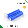 3.7V ICR18650 2600mAh li-ion battery for electric toy