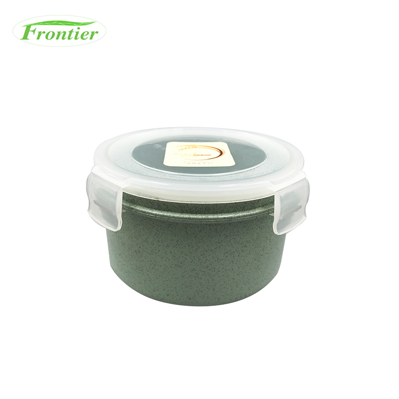 Non-Fragile 650ml biodegradable hot food takeaway food container box