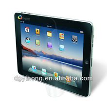 High quality Clear screen protector for ipad 2 mini