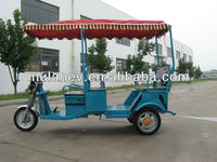 2013 Indian hot-selling electric tricycle, electric auto rickshaw, battery rickshaw, Tuk-Tuk