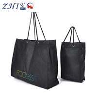 Cheap Foldable Shopping Bag,Plain Reusable Shopping Bag,Non-woven Shopping Bag