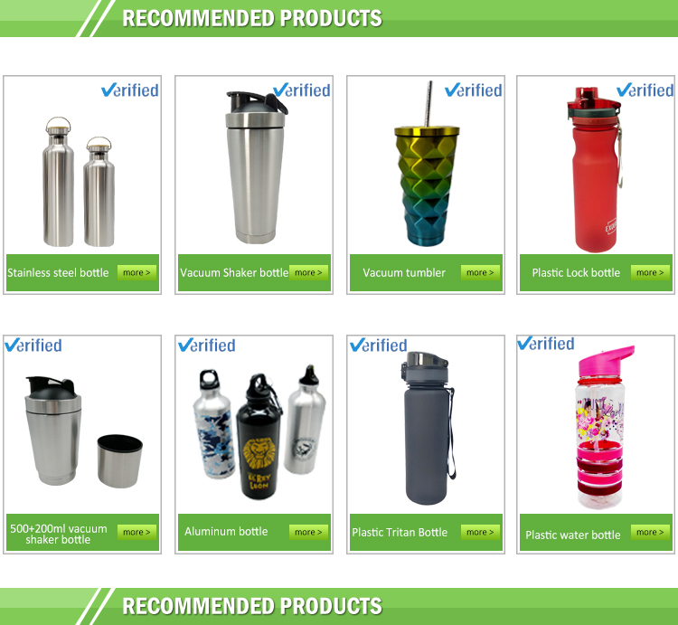 New Design Stainless Steel Water Bottle Hot Gym Sports Bottle With Silicon Sleeve