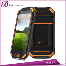 Black,Orange,Yellow,Army Green rugged waterproof phone android phone without camera android non camera phone