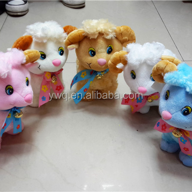 Mini and cute cheap sheep keychains wholesale /Competitive price sheep keychain