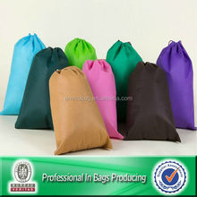 Nice Workmanship Promotional High Quality Drawstring Bag Cotton Dust Bag
