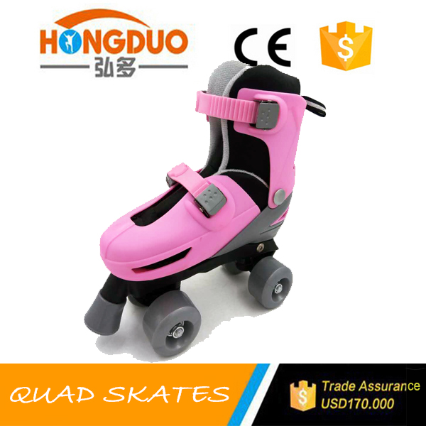 land quad roller skates for sale with 4 wheel