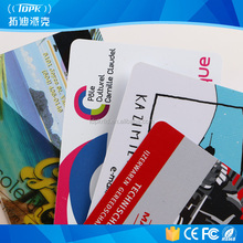 Business display rewards office design rfid Hitag1 id card material