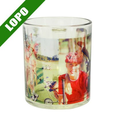 Sublimation Mug/Coated Mug 11 oz glass mug clear/frosted