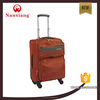 cabin size,classic black colour, high quality 1680D nylon trolley luggage