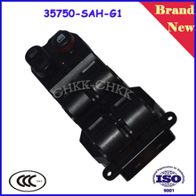 High quality master power window switch for Japaness car OEM 35750-SAH-G1
