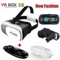 New technology vr box 2nd Generation Distance Adjustable VR Box 3D Glasses for 3D movies in gaming glasses