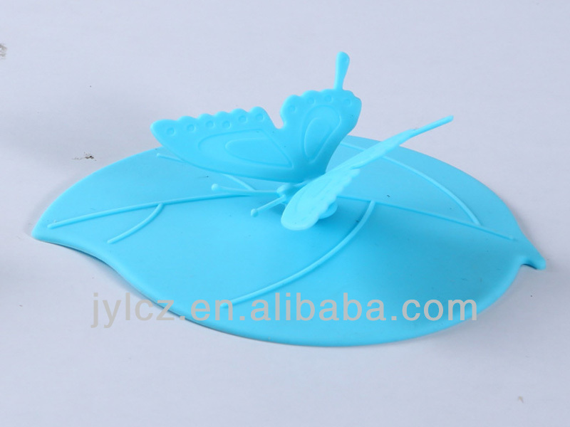 silicone rubber coffee cup lid