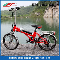 Nice look electric bike, mini exercise bike, mini dirt bike spare parts with EN15194