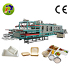2018 new type PS fast food dishes production line and plastic take away food box machine