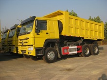 China Supply SINOTRUK HOWO Dump Truck /Tipper Truck Right Hand Drive