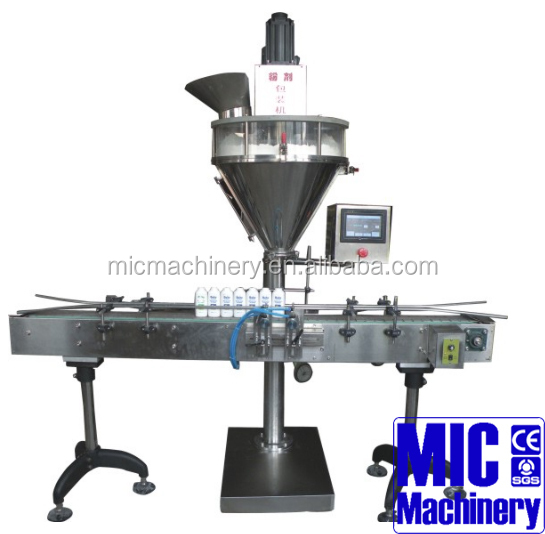 MIC-ZF1 high quality fast salt powder filling machine powder packing machine fruit powder filling machine with ce
