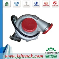 electric turbocharger for tractor
