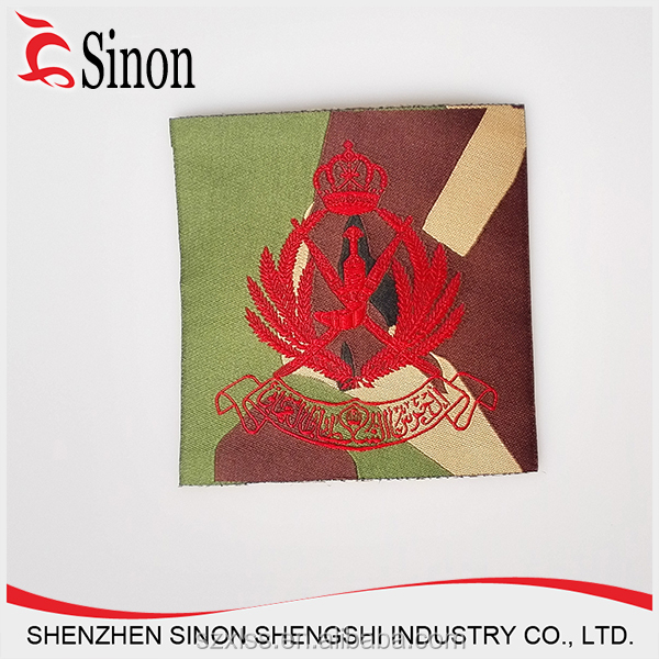 Fashion garments high quality woven label