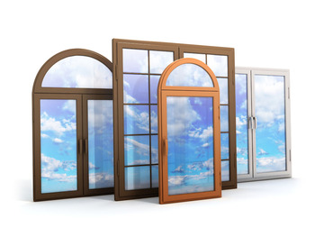 Best price double glazed aluminum window , used aluminum windows , aluminum window