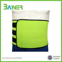 For out door sport neoprene cheap back support belts