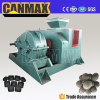 High capacity round/square charcoal coal ball press machine/Iron ore pellet machine