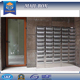 YooBox Floor Style Stainless Steel Solar Combination Mailbox