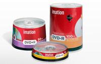 Imation DVD +R Optical Media