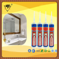 Best Quality RTV Silicone Rubber Sealant For Bathroom Mirror