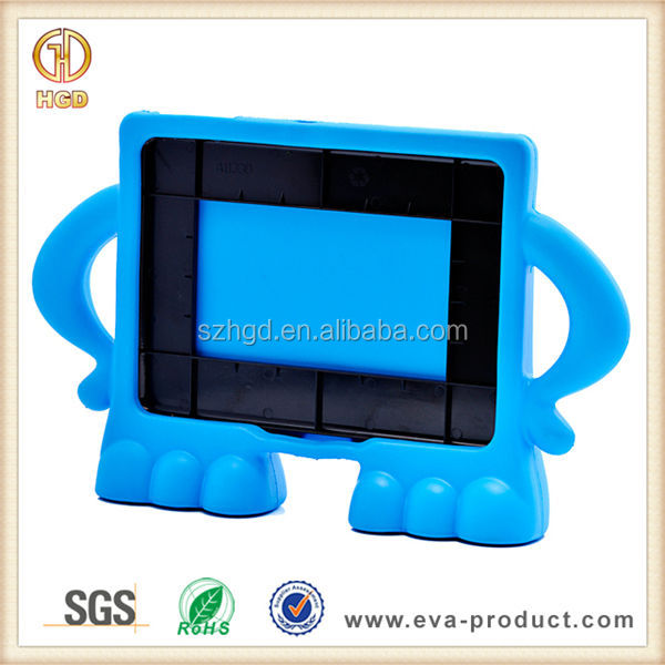 10.1 inch EVA foam kid proof stand case for samsung galaxy tab 3 P5210