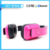 OEM Stereo Headset wireless headphone for phone laptop for girl