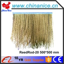 recyclable decorative synthetic thatch roof tiles