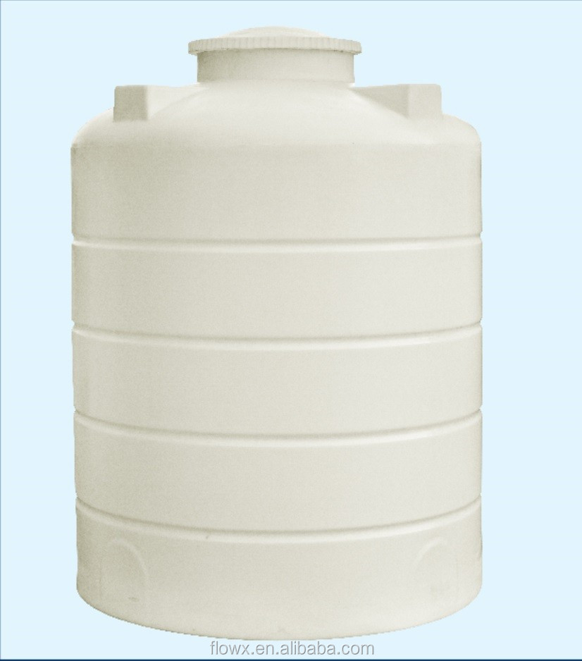 China suppier PT-type chemical plastic water storage tank