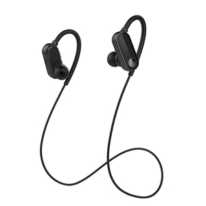 Wholesale Fashion Comfortable In-ear V4.2 Wireless Sport Bluetooth Headset Black With Microphone