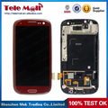 Mobile phone spare parts for samsung galaxy s3 lcd screen digitizer