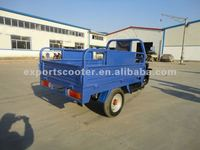 4 stroke diesel engine cargo tricycle use van hot sale blue color