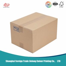 4 color printing perforated carton box