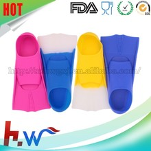 Promotional Swimming Fins Custom Silicone Aquatic Gloves