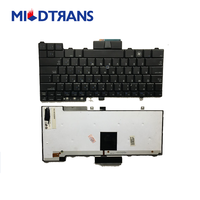 Replacement Internal Laptop Keyboard for DELL E6400 E6410 E6500 E6510 US Language Layout