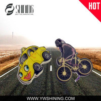 ADVERTISING PROMOTIONAL LOGO PRINTED CAR SHAPED AIR FRESHENER