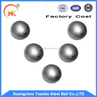 SGS qualified forged steel balls for sag mill