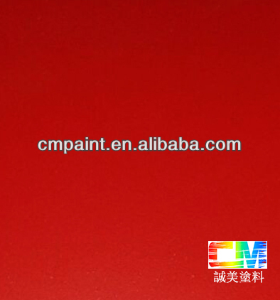 Enviromental Waterborne Solid Color Glass Paint