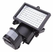 Outdoor Emergency Light PIR Motion Sensor led flood light 60 LEDs Path Wall Lamps