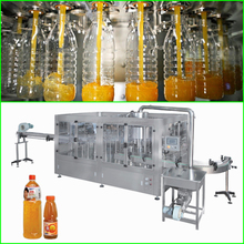Cheap price aseptic fruit juice filling machine for small investment