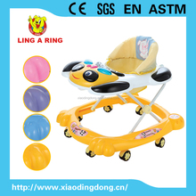 High quality cheap walker for baby with light Lovely Panda baby musical walker Lovely Panda baby musical walker