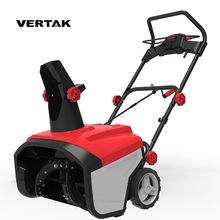 VERTAK 2000W Garden Cleaning tool Snow Plow,Snow Thrower,Electric snow blower