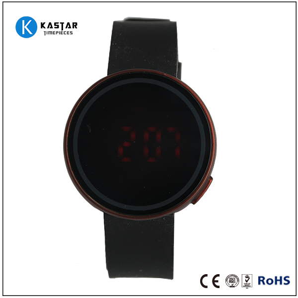 Wholesale cheap silicone LED watches