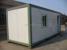 Nice prefab container house used for military camp